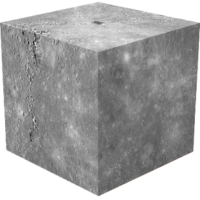 Mercury Cube (To-Scale)