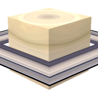 Saturn Cube (To-Scale)