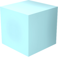 Uranus Cube (To-Scale)