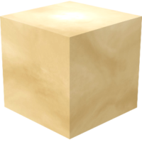 Venus Cube (To-Scale)